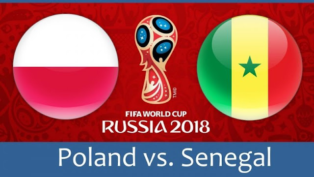 Poland vs Senegal Full Match Replay 19 June 2018
