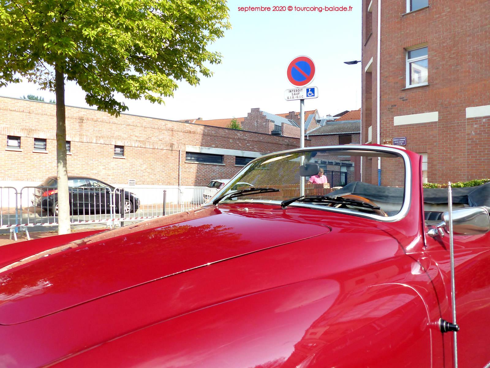 Capot VW Karmann Ghia, Tourcoing 2020