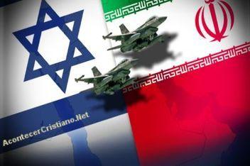 Irán advierte ataque de Israel