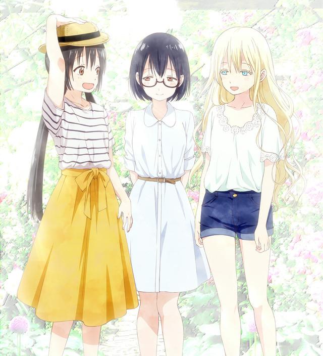 El anime Asobi asobase nos muestra su Imagen promocional