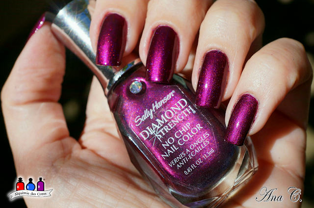 Sally Hansen, Diamond Strength, Save the Date