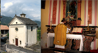 Private Chapels: A Family Chapel in Italy