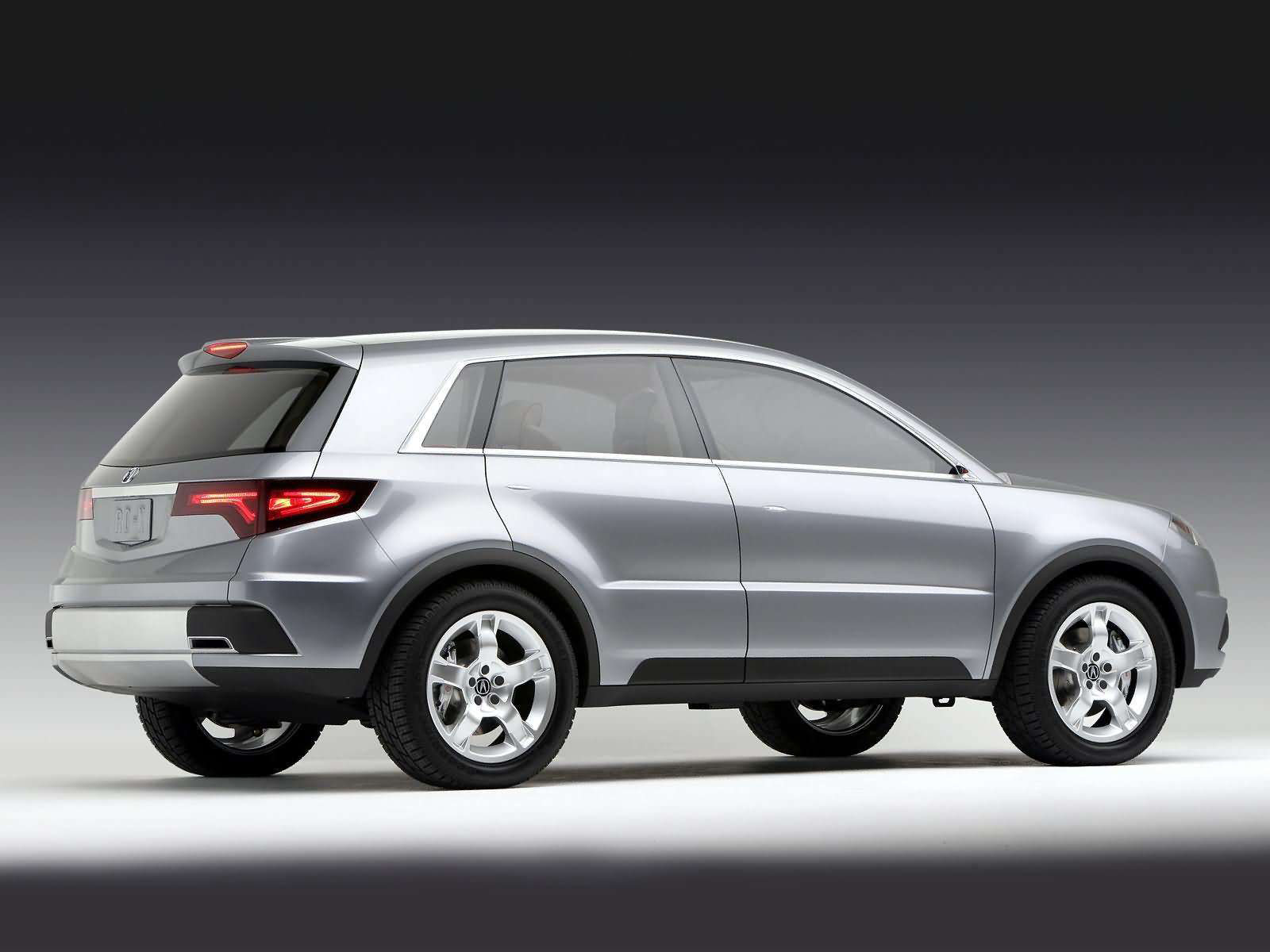 Acura Rdx Concept Japanese Car Wallpapers