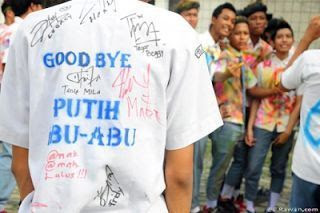 Good Bye Putih Abu