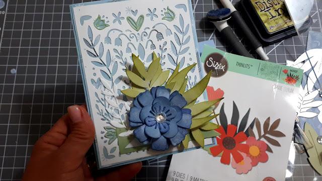 Sizzix | Como fazer as tuas próprias flores, simples, rápido e lindas!!