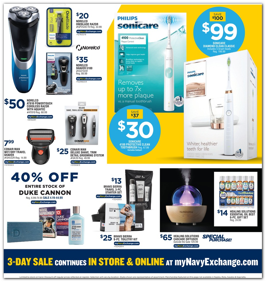 Navy Exchange Black Friday 2019 page 32