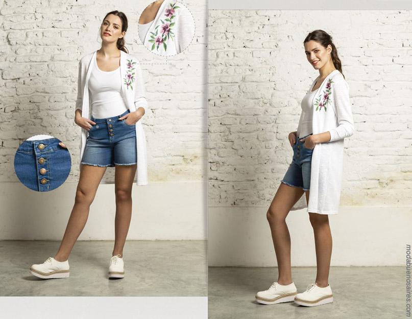 Looks primavera verano 2020 ropa de mujer. Moda primavera verano 2020.