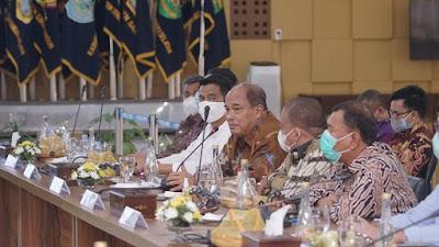 Rakor KPK Terkait Pelayanan Publik: Pemko Tebingtinggi Raih Predikat Baik di Sumut