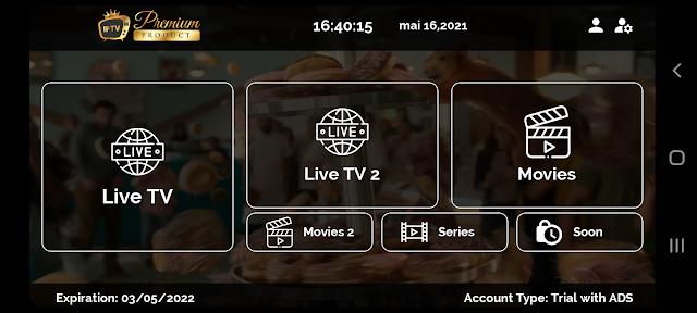 تحميل تطبيق golds tv لمشاهدة القنوات على هاتفك الاندرويد اشتراك مجاني