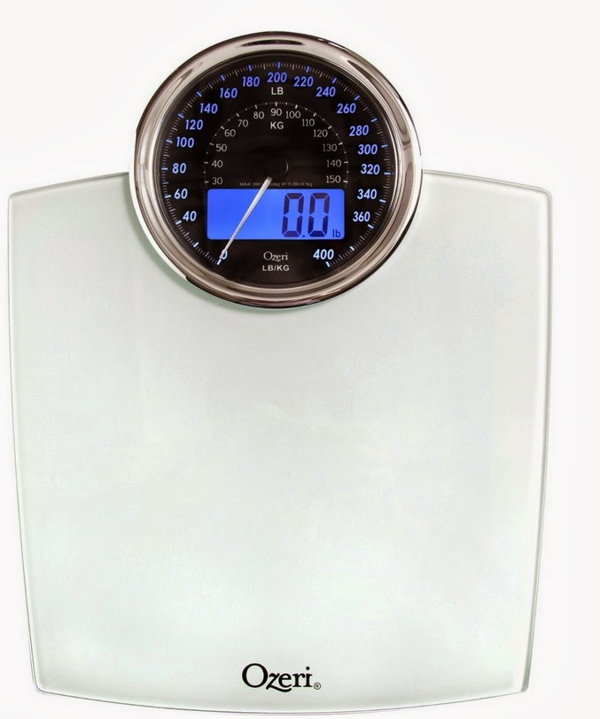 Most Accurate Bathroom Scale 2014: A GAL NEEDS...: 03/01/2014