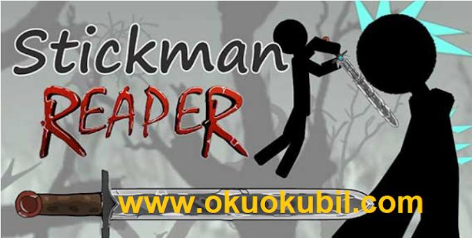 Stickman Reaper 0.1.47 Çöp Adam Sınırsız Para Apk + Mod İndir 2020