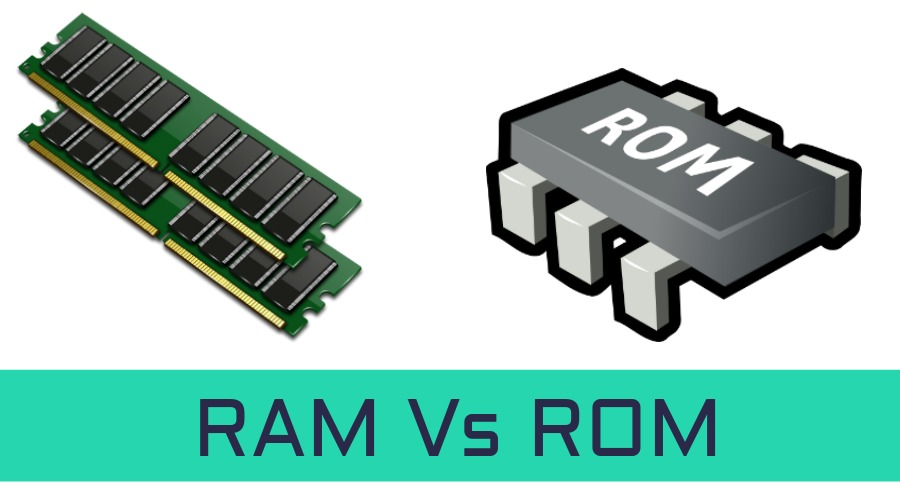 What Is The Difference Between Ram And Rom What Are Their