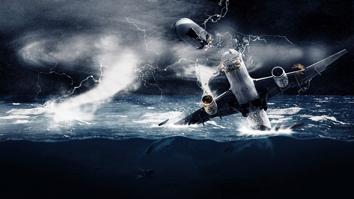 Lenyapnya Armada Pesawat di Segitiga Bermuda