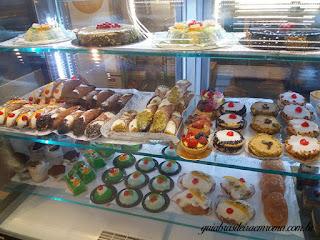 eataly stand doces sicilianos guia brasileira - Eataly - comer em Roma