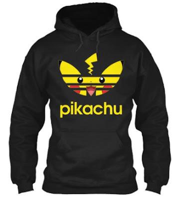 Pikachu Supreme T Shirt Hoodie Sweatshirt Sweater Tank Top Phone Case