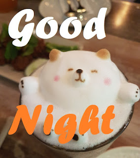 good night images in cute