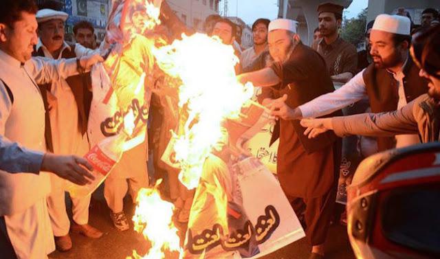 Pakistan Panggil Dubes Norwegia Terkait Pembakaran Alquran