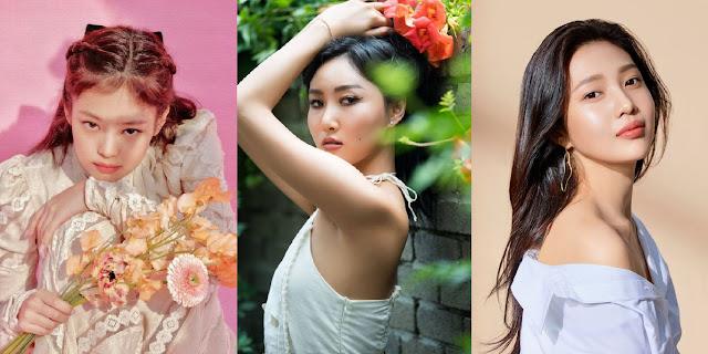 Daftar Member Girl Group Terpopuler Bulan Maret Telah Dirilis