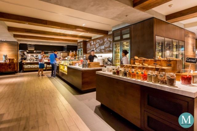 Breakfast Buffet at Bangkok Marriott Marquis Queen's Park