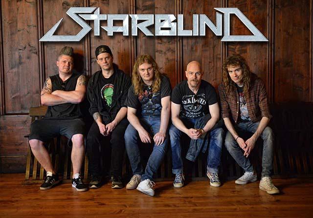 Το συγκρότημα Starblind