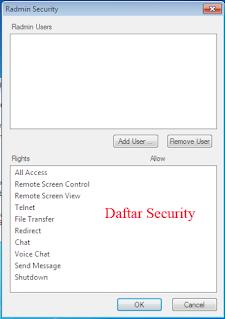 Radmin Service Server