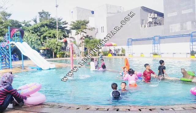 Alamat lengkap harga jam buka kolam renang Metland Tambun Bekasi