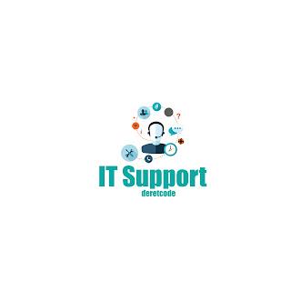 Menjadi seorang IT support