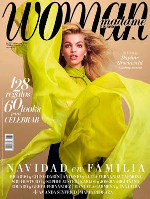 revista woman diciembre 2019