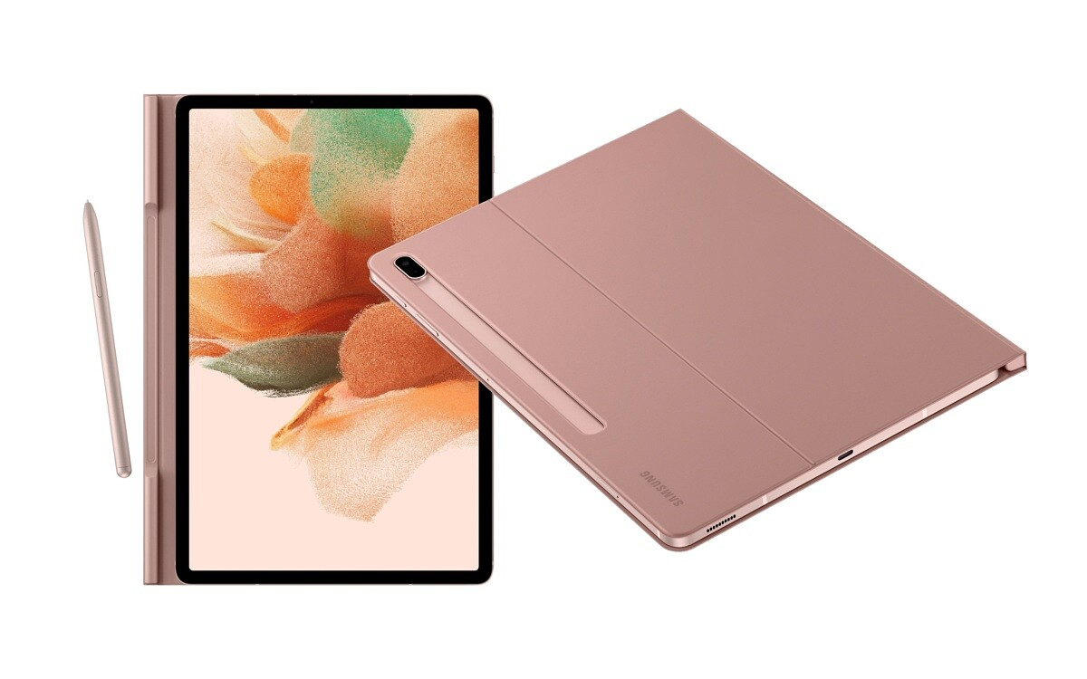 Samsung Galaxy Tab To Be Called Galaxy Tab S7+ Lite in Pink