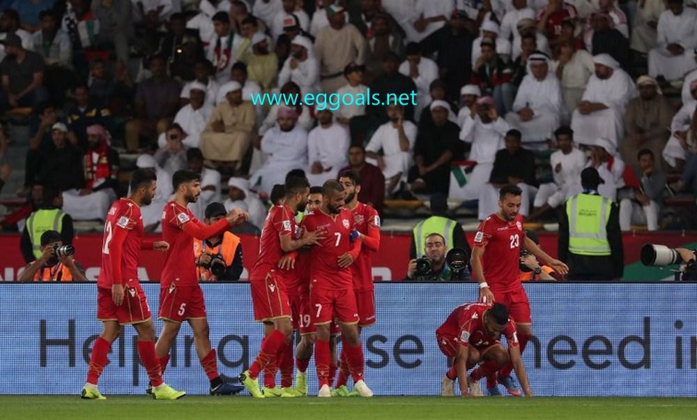 البحرين تقتل الهند فى الرمق الاخير من سباق الصعود لدور 16 لكأس الأمم الآسيوية Bahrain vs India