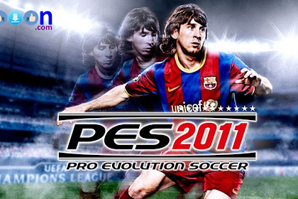 How to Download and Play Game Pro Evolution Soccer 2011 (Pes 11) for Computer or Laptop