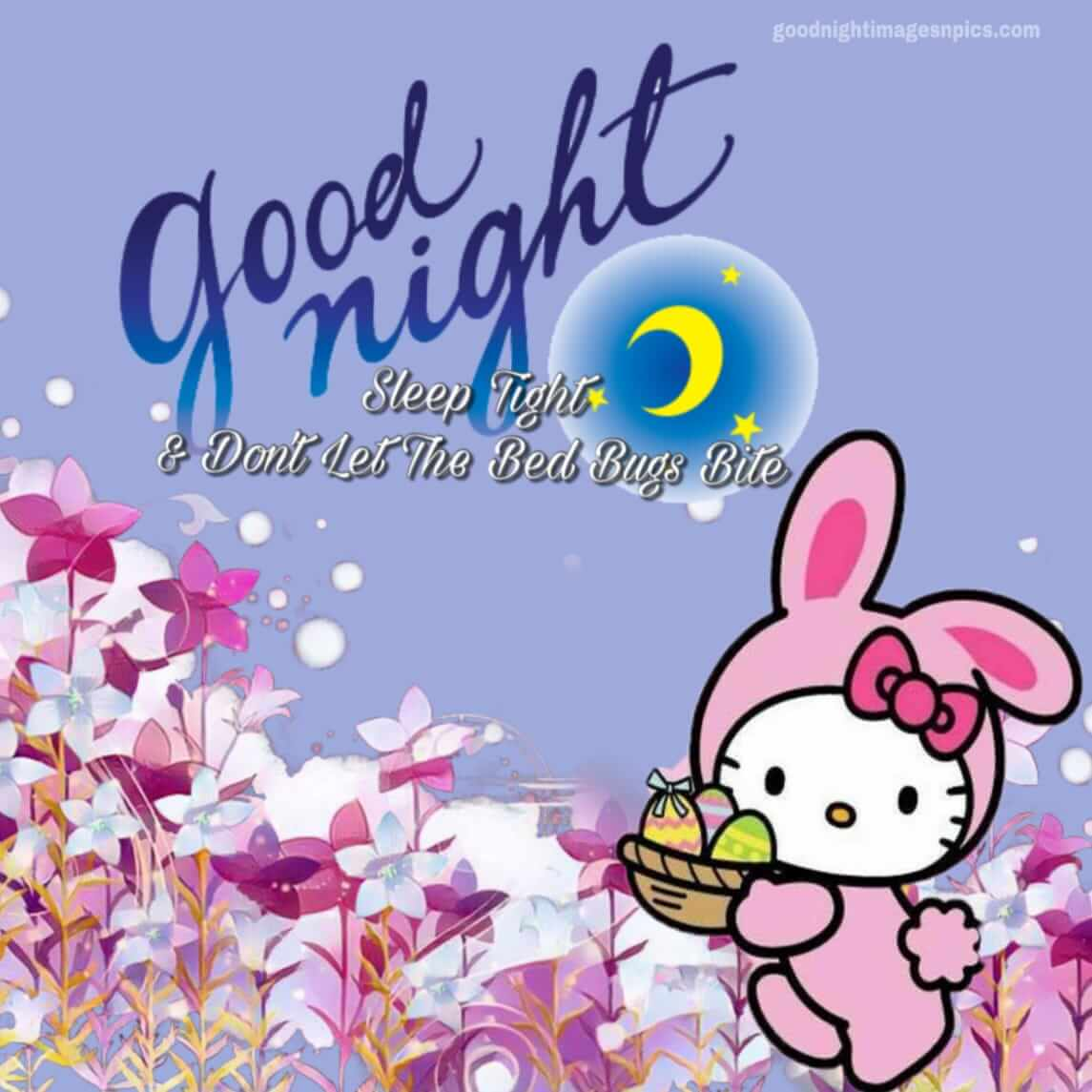 good night images of love