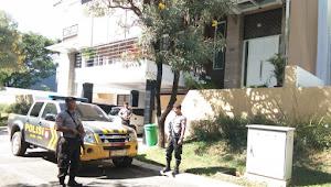 Pastikan Aman, Polisi Gowa Tingkatkan Patroli di Kediaman Wakil MK di Citra Land