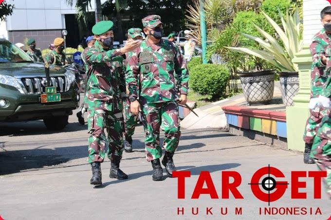 Pangdam IV Diponegoro Mayjen TNI Rudianto Kunker Beberapa Wilayah di Kodim Pati