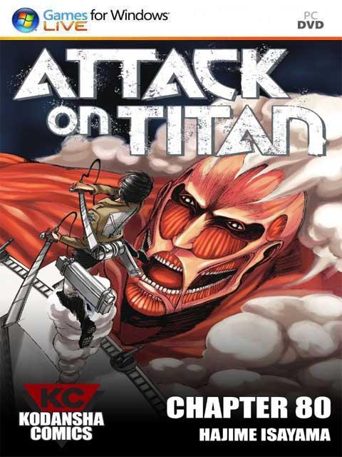 تحميل لعبة Attack on Titan