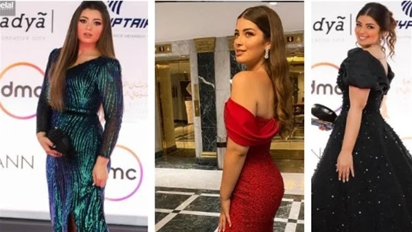 After starring in Dina Dash's wedding, 10 dresses highlight Laila Ahmed Zahir's elegance