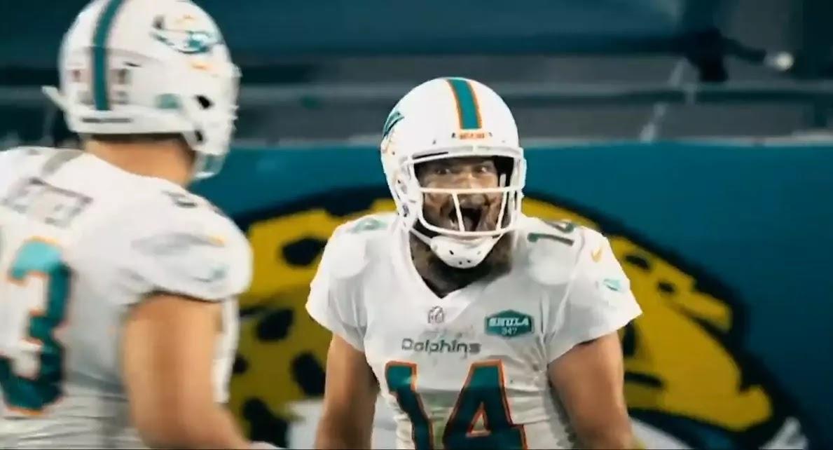 Fitzpatrick Miami Dolphins