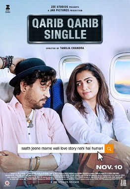 Qarib Qarib Singlle Reviews