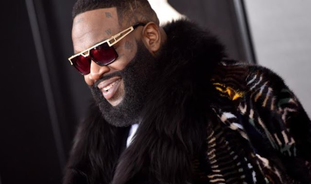 Rapper Rick Ross hospitalized after being found 'unresponsive' in his home