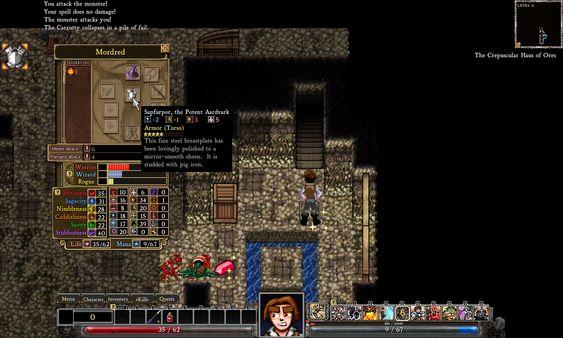 Download Free Game Dungeons Of Dredmor Full Version
