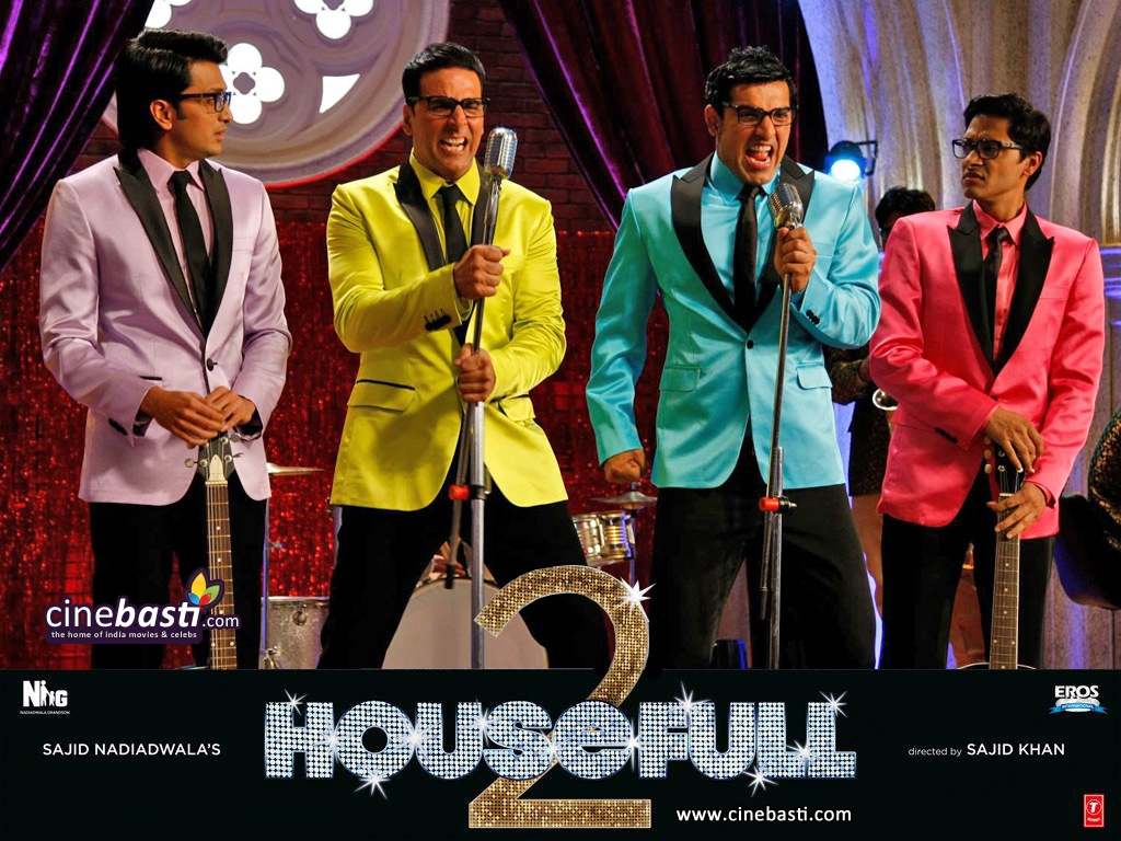 Housefull 2 Movie Wallpapers | Wallpapers