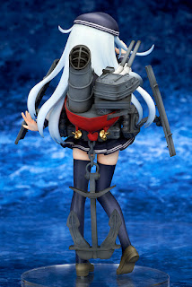 Hibiki 1/8 de Kantai Collection, quesQ