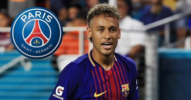 See When PSG Will Announce Neymar signing