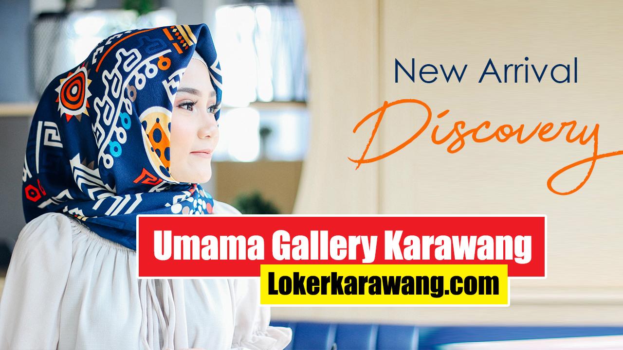 Umama Gallery Karawang