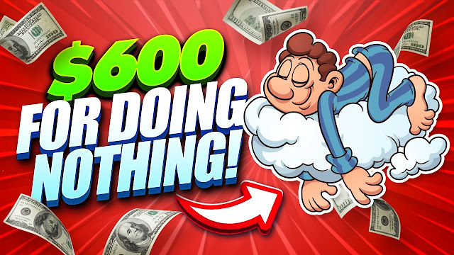 🔥 One App That Pays You $600 For FREE! Worldwide! (Make Money Online 2020!)