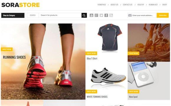 material design blogger template neue