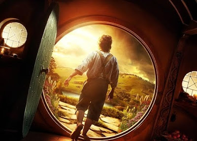 The Hobbit film geregisseerd door Peter Jackson.
