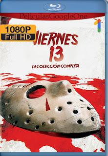 Viernes 13 (1980-2009) Collection [1080p BRrip] [Latino-Inglés] [LaPipiotaHD]