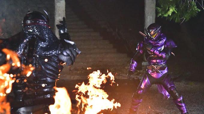 Cuplikan Trailer Ke 2 Dari Rider Time: Kamen Rider Shinobi