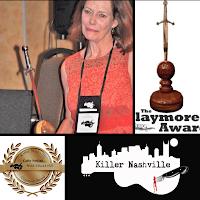 Cathy Perkins wins Killer Nashville award